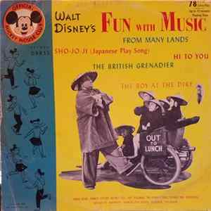 Mp3 Jimmie Dodd, The Mouseketeers Chorus And Orchestra - Fun With Music From Many Lands