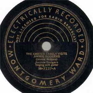 Mp3 Jimmie Rodgers - The Carter Family Visits Jimmie Rodgers / The Wonderful City