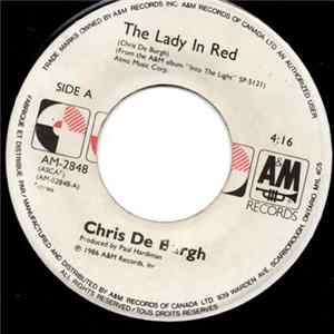 Mp3 Chris De Burgh - The Lady In Red / The Vision
