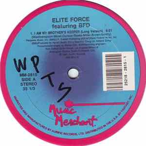 Mp3 Elite Force Featuring BFD - I Am My Brother's Keeper