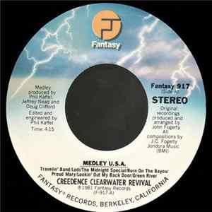 Mp3 Creedence Clearwater Revival - Medley U.S.A. / Bad Moon Rising