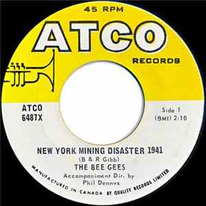 Mp3 The Bee Gees - New York Mining Disaster 1941