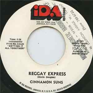 Mp3 Cinnamon Suns - Talk Of Love / Reggay Express