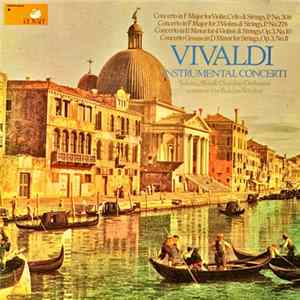 Mp3 Slovak Chamber Orchestra Conducted By Bohdan Warchal - Vivaldi Instrumental Concerti