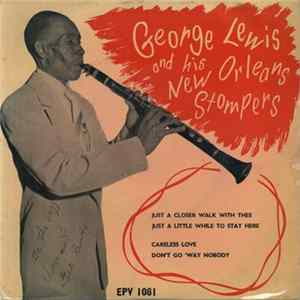 Mp3 George Lewis And His New Orleans Stompers - New Orleans Jazz, Vol. 2