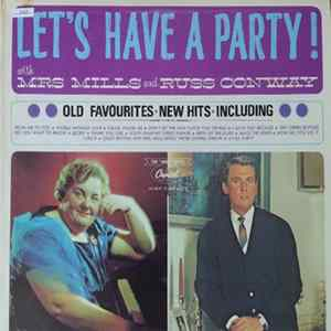 Mp3 Mrs. Mills, Russ Conway - Let's Have A Party With Mrs. Mills And Russ Conway