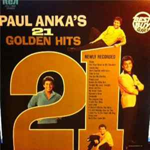 Mp3 Paul Anka - Paul Anka's 21 Golden Hits