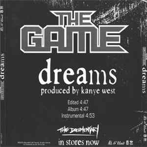 Mp3 The Game - Dreams