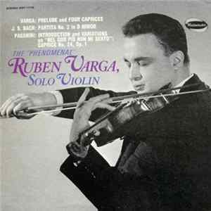 Mp3 Ruben Varga - Solo Violin