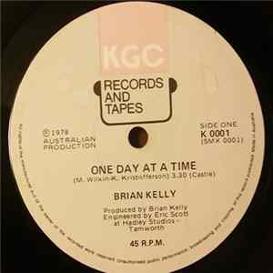 Mp3 Brian Kelly - One Day At A Time